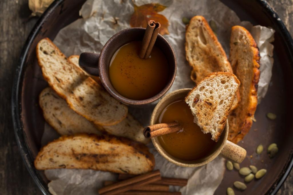 cannella golden milk dolci zuppe proprietà utilizzi
