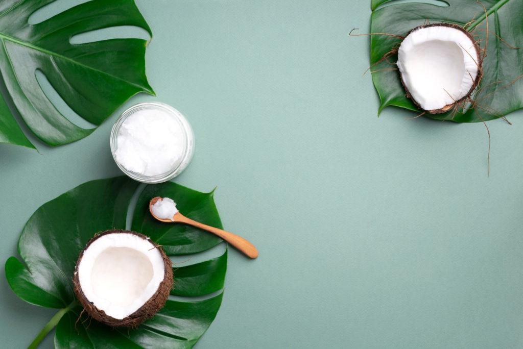 utilizzi olio di cocco