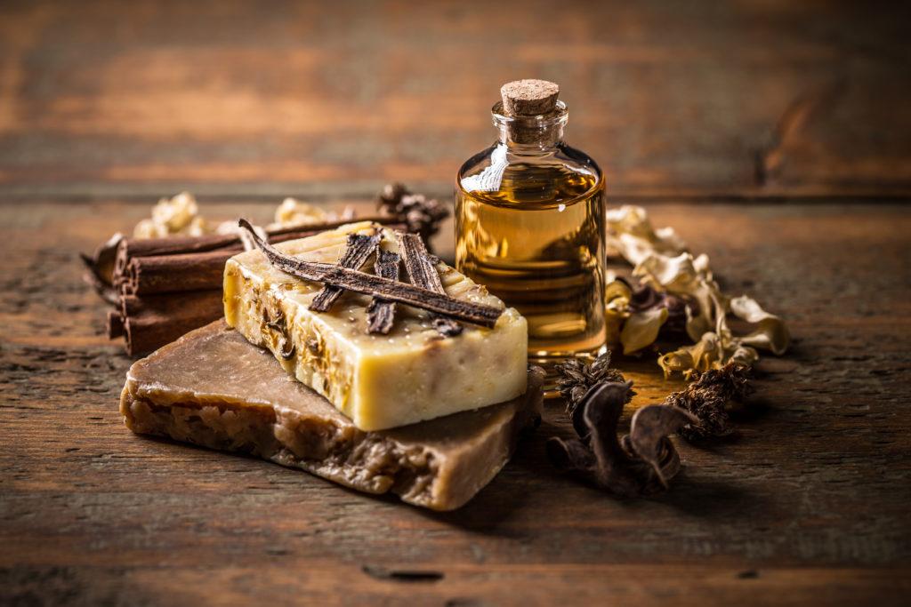 olio cura idratazione corpo