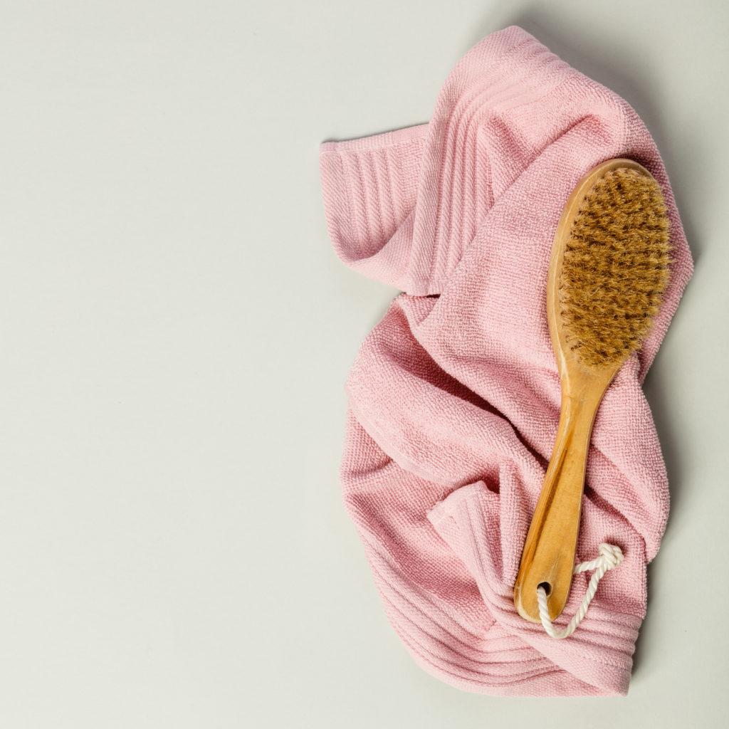 spazzolatura a secco